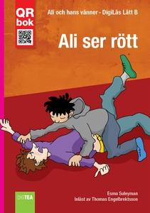 Ali ser rött - DigiLäs Lätt B (e-bok) av Esma S