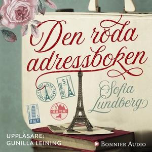 Den röda adressboken (ljudbok) av Sofia Lundber