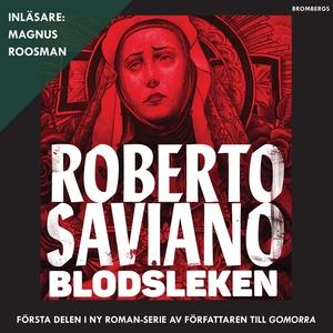 Blodsleken (ljudbok) av Roberto Saviano