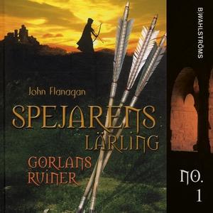 Spejarens lärling 1 - Gorlans ruiner (ljudbok)