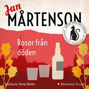 Rosor från döden (ljudbok) av Jan Mårtenson
