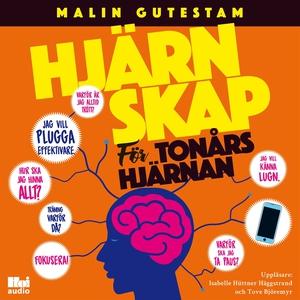 Hjärnskap : för tonårshjärnan (ljudbok) av Mali