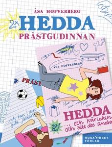 Hedda Prästgudinnan (ljudbok) av Åsa Hofverberg