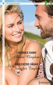 I hennes famn/Kärlekens vägar (e-bok) av Annie