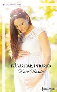 Två världar, en kärlek (e-bok) av Kate Hardy