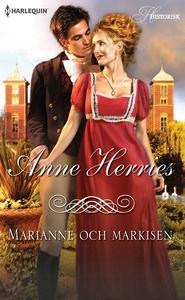 Marianne och markisen (e-bok) av Anne Herries