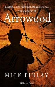 Arrowood (e-bok) av Mick Finlay