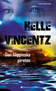 Den filippinska piraten (e-bok) av Helle Vincen