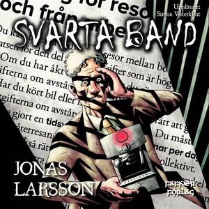 Svarta band (ljudbok) av Jonas Larsson