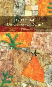 Det brinner på berget (ljudbok) av Anita Desai