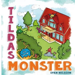 Tildas Monster (e-bok) av Sven Nilsson