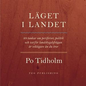 Läget i landet (ljudbok) av Po Tidholm