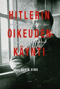 Hitlerin oikeudenkäynti (e-bok) av David King