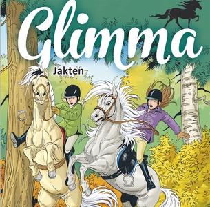 Glimma 5: Jakten (ljudbok) av Marie Helleday Ek