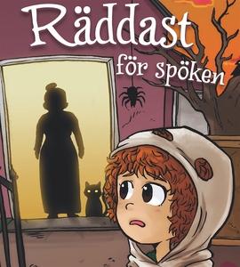 Räddast för spöken (ljudbok) av Gull Åkerblom