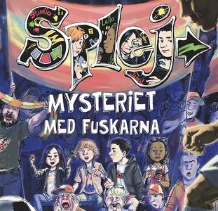 SPLEJ 6: Mysteriet med fuskarna (ljudbok) av To