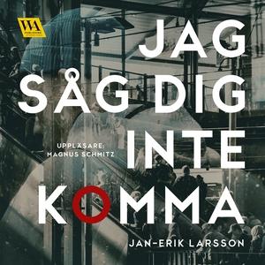 Jag såg dig inte komma (ljudbok) av Jan-Erik La