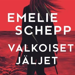 Valkoiset jäljet (ljudbok) av Emelie Schepp