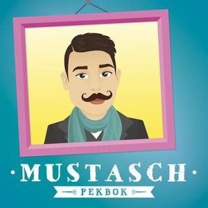 Mustasch Pekbok (e-bok) av Jenny Rydhström