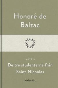 De tre studenterna från Saint-Nicholas (e-bok)