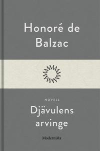 Djävulens arvinge (e-bok) av Honoré de Balzac