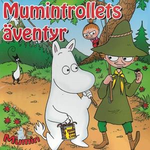 Mumin och den osynliga flickan (ljudbok) av Tov