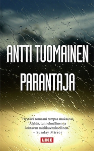 Parantaja (e-bok) av Antti Tuomainen