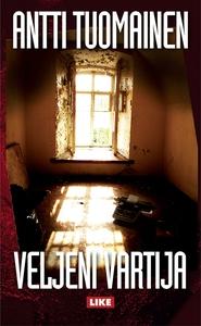 Veljeni vartija (e-bok) av Antti Tuomainen