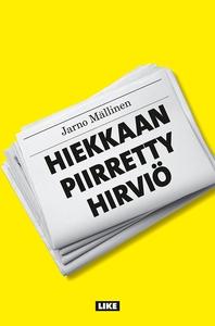 Hiekkaan piirretty hirviö (e-bok) av Jarno Mäll