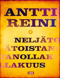 Neljätoistanollakuus (e-bok) av Antti Reini