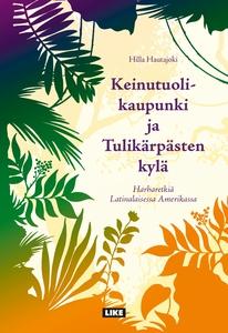 Keinutuolikaupunki ja Tulikärpästen kylä (e-bok