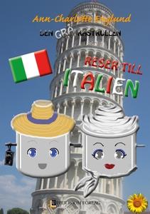 Den grå kastrullen reser till Italien (e-bok) a