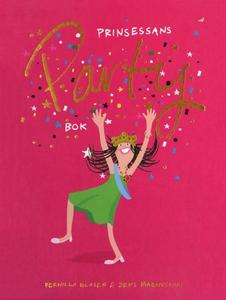 Prinsessans partybok (e-bok) av Pernilla Glaser