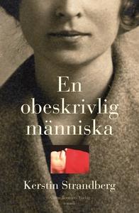 En obeskrivlig människa (e-bok) av Kerstin Stra