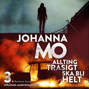 Allting trasigt ska bli helt (ljudbok) av Johan