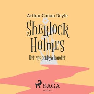 Det spräckliga bandet (ljudbok) av Arthur Conan