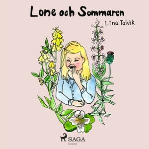 Lone och sommaren (ljudbok) av Liina Talvik