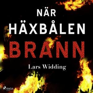 När häxbålen brann (ljudbok) av Lars Widding