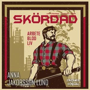 Skördad (ljudbok) av Anna Jakobsson Lund