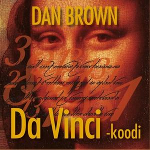Da Vinci -koodi (ljudbok) av Dan Brown