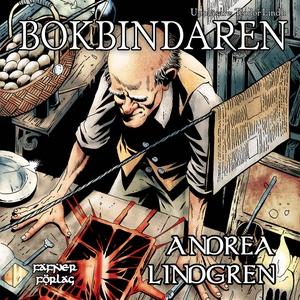 Bokbindaren (ljudbok) av Andrea Lindgren