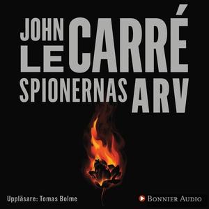 Spionernas arv : (ljudbok) av John le Carré