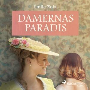 Damernas paradis (ljudbok) av Émile Zola