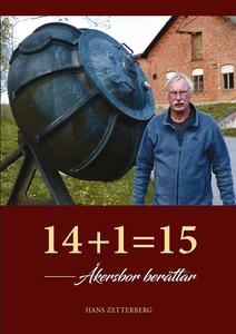 14+1 Åkersbor berättar (e-bok) av Hans Zetterbe