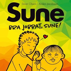 Bra jobbat, Sune! (ljudbok) av Sören Olsson, An
