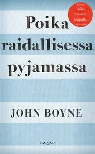 Poika raidallisessa pyjamassa (e-bok) av John B