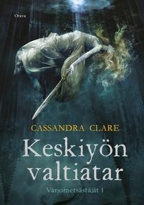 Keskiyön valtiatar (e-bok) av Cassandra Clare