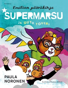 Supermarsu ja outo toveri (ljudbok) av Paula No