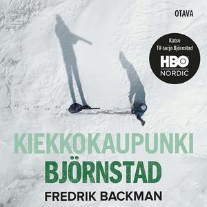 Kiekkokaupunki (ljudbok) av Fredrik Backman