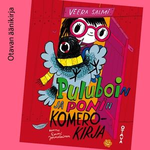 Puluboin ja Ponin komerokirja (ljudbok) av Veer
